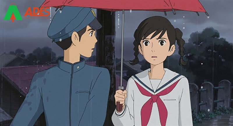 Ngon Doi Hoa Anh Truc (From Up On Poppy Hill)